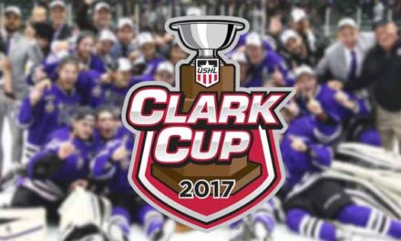 USHL Referees and Linesmen for Clark Cup Conference Finals