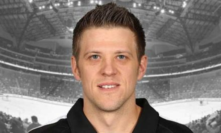 Referee Cameron Voss to Make NHL Debut