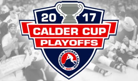 Today's AHL Playoff Referees & Linesmen – 5/9/17