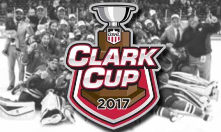 USHL Announces Clark Cup Final Referees and Linesmen
