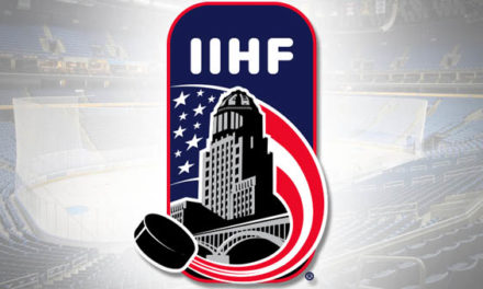 Today's IIHF World Juniors Referees and Linesmen – 12/29/17