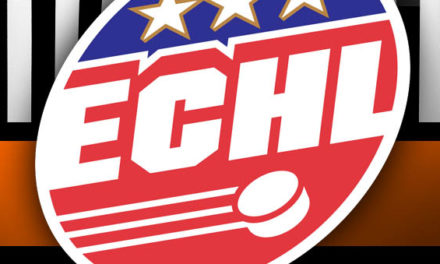 Tonight's ECHL Referees and Linesmen – 3/6/18