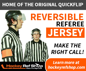 HockeyRefShop.com - Make The Right Call