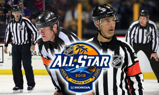 NHL Taps McCauley, Jackson for 2018 All-Star Game