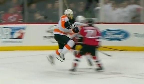 Flyers' Gudas Avoids Supplemental Discipline for Hit