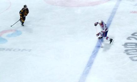 KHL's SKA St. Petersburg Posts OT Win on Offside Goal