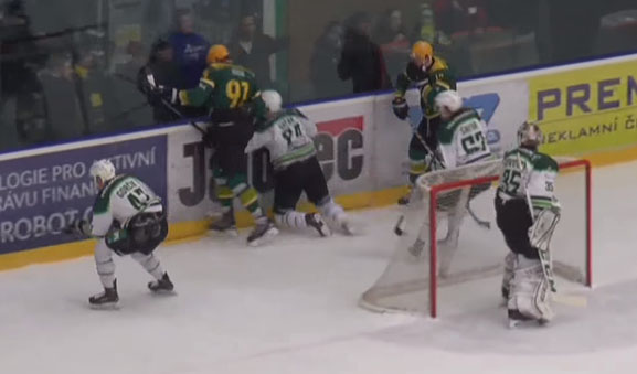 Czech Player Suspended Eight Months for Hit to Head
