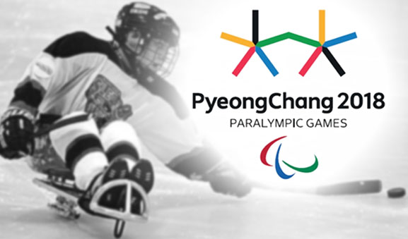 Paralympic Ice Hockey Referees and Linesmen for 2018