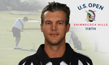 NHL Referee Garrett Rank Qualifies for US Open