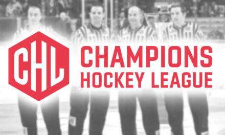 Tonight's CHL Referees and Linesmen – 9/7/18