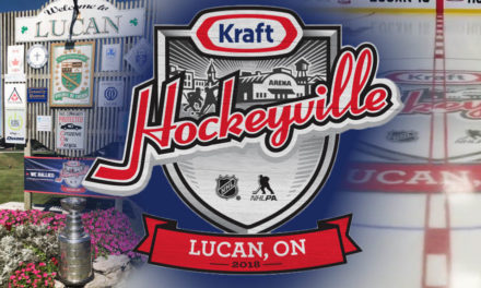NHL Officials Head to Lucan for Hockeyville, Canada
