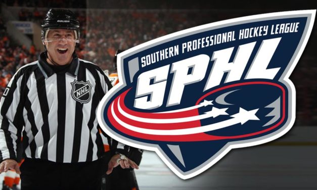SPHL Names Former NHL Linesman Andy McElman Director of Officiating