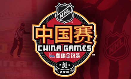 NHL Referees and Linesmen for China Games – 9/15/18