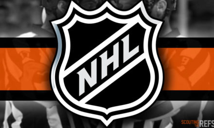 Tonight's NHL Referees and Linesmen – 3/26/19