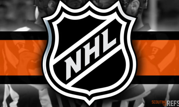 Tonight's NHL Referees and Linesmen – 12/29/18