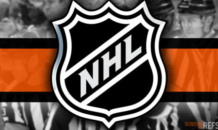 Tonight's NHL Referees and Linesmen – 1/1/19