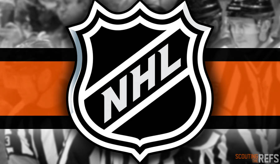 Tonight's NHL Referees and Linesmen – 9/30/18