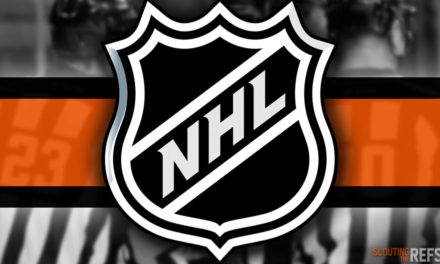 Tonight's NHL Referees and Linesmen – 10/4/2019