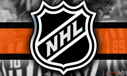 Tonight's NHL Referees and Linesmen – 3/19/19