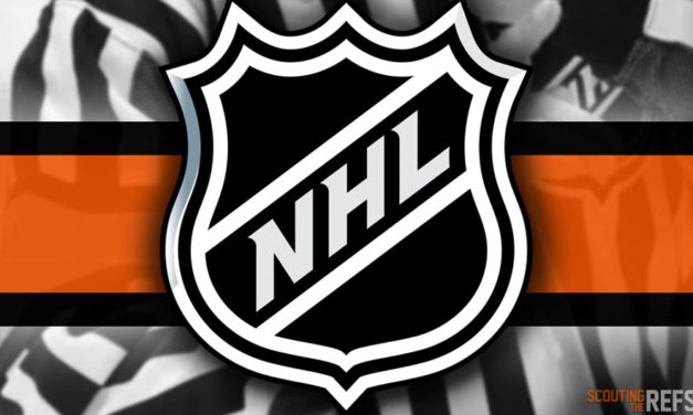Today's NHL Stanley Cup Playoff Referees and Linesmen – 9/3/20