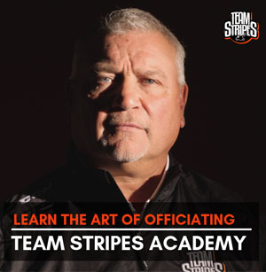 Team Stripes Academy - Learn the Art of Officiating