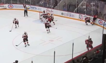 Belleville Senators' Broadcast Crew Not Impressed With Officials