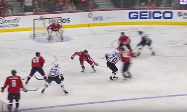 Capitals' Wilson Suspended 20 Games for Illegal Check to the Head