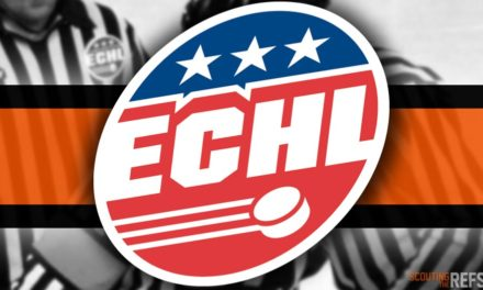 Tonight's ECHL Referees and Linesmen – 11/15/18