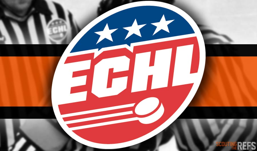 Tonight's ECHL Referees and Linesmen – 11/24/18