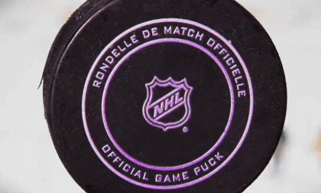 NHL Pushes Pause on Puck Tracking
