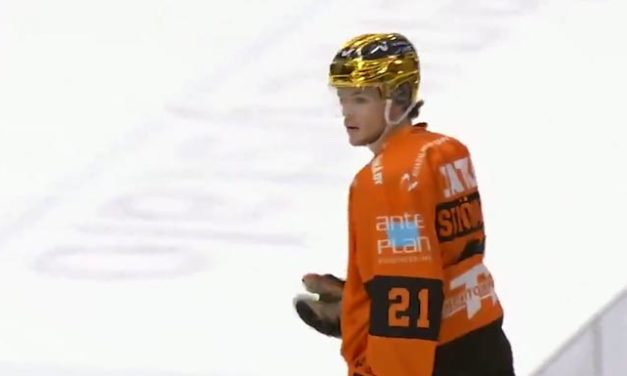 Finnish League's Leading Scorer Suspended One Game for Hand Gesture