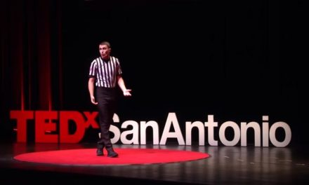 TEDx Talk on the Culture of Referee Abuse