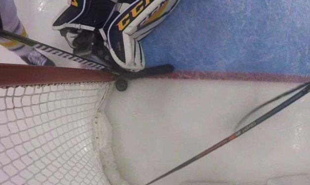 Caps' Kuznetzov Has Goal Waved Off for Intent to Blow