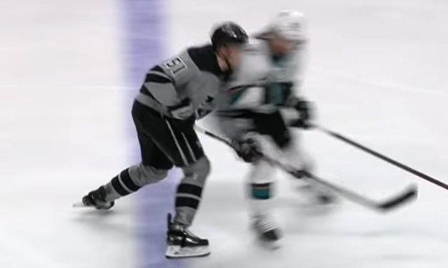 Sharks' Karlsson Faces Hearing for Illegal Check to the Head