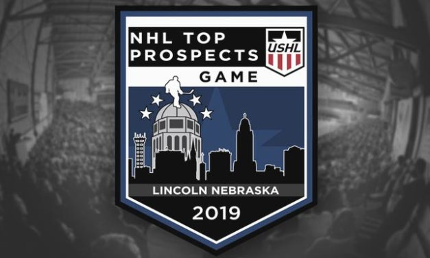 USHL Referees and Linesmen for 2019 NHL Top Prospects Game