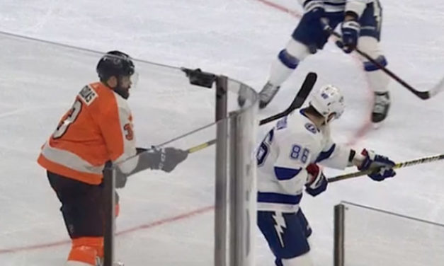 Flyers' Gudas Suspended Two Games for High-Sticking