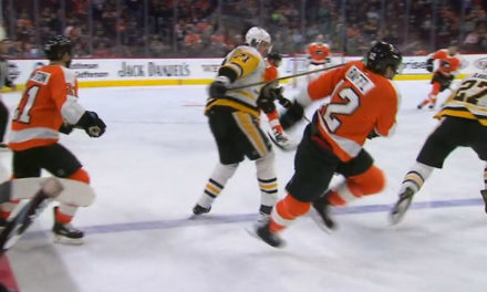 Pens' Malkin Suspended One Game for High-Sticking