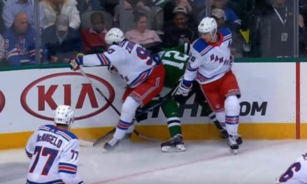NHL Rescinds Misconduct to Rangers' Zibanejad