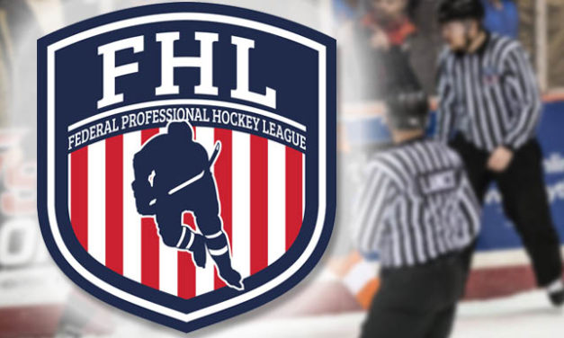 FHL Referees Pulled After Officials' Altercation With Owner