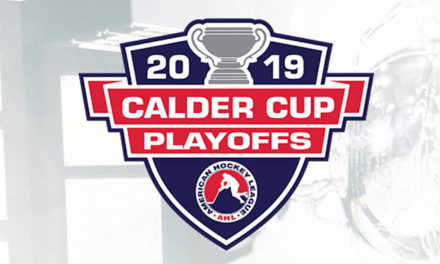 Tonight's AHL Calder Cup Playoff Referees and Linesmen – 4/18/19