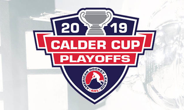 Tonight's AHL Calder Cup Playoff Referees and Linesmen – 5/22/19
