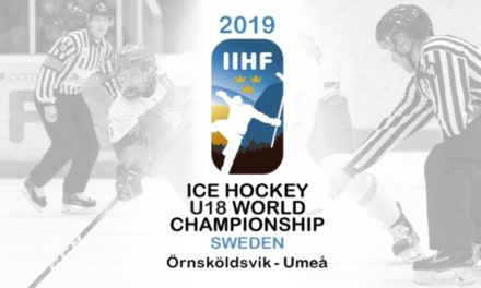 IIHF Referees and Linesmen for 2019 Men's Under-18 World Championship