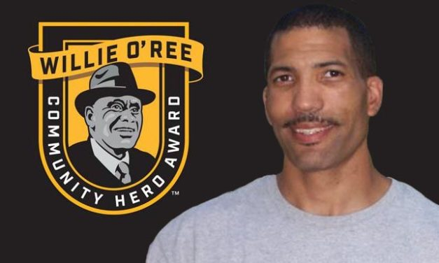 Michigan Referee Rico Phillips Nominated for NHL's Willie O'Ree Community Hero Award