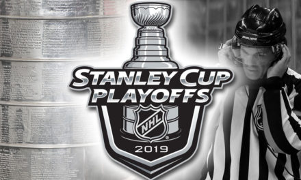Tonight's NHL Stanley Cup Playoff Referees and Linesmen – 4/29/19