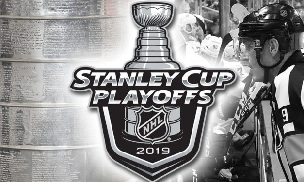 Tonight's NHL Stanley Cup Playoff Referees and Linesmen – 5/13/19