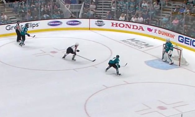 Sharks' Vlasic Demands Apology After Icing Non-Call Leads to Avs Goal