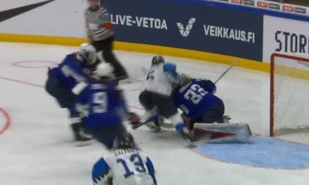 Women's Worlds: Finland's OT Goal Disallowed, USA Wins in Shootout
