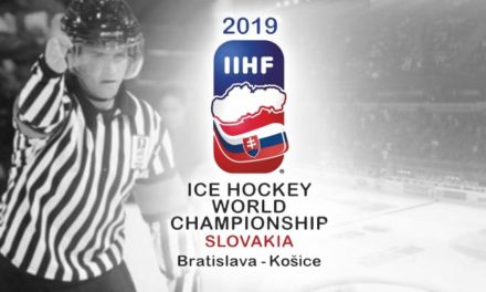 Today's IIHF World Championship Referees and Linesmen – 5/15/19