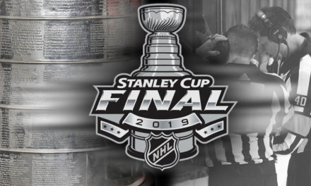 Tonight's NHL Stanley Cup Final Referees and Linesmen: Game 3 – 6/1/19