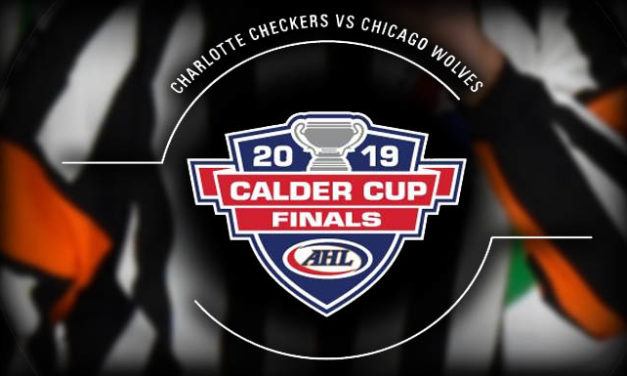 Tonight's AHL Calder Cup Playoff Referees and Linesmen – 6/5/19